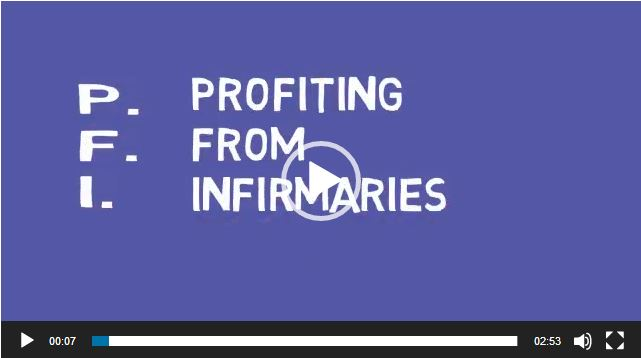 profiting from infirmaries