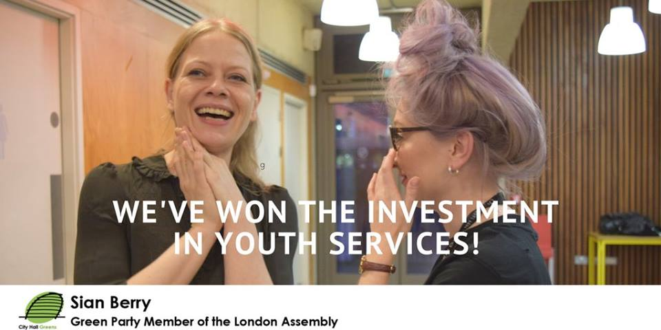 sian berry youth services victory photo