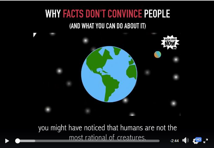 why facts dont convince people